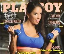 Gaby Rojas Playboy Venezuela Abril 2015