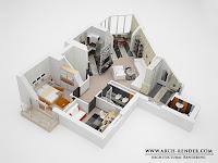 3d House Plans6