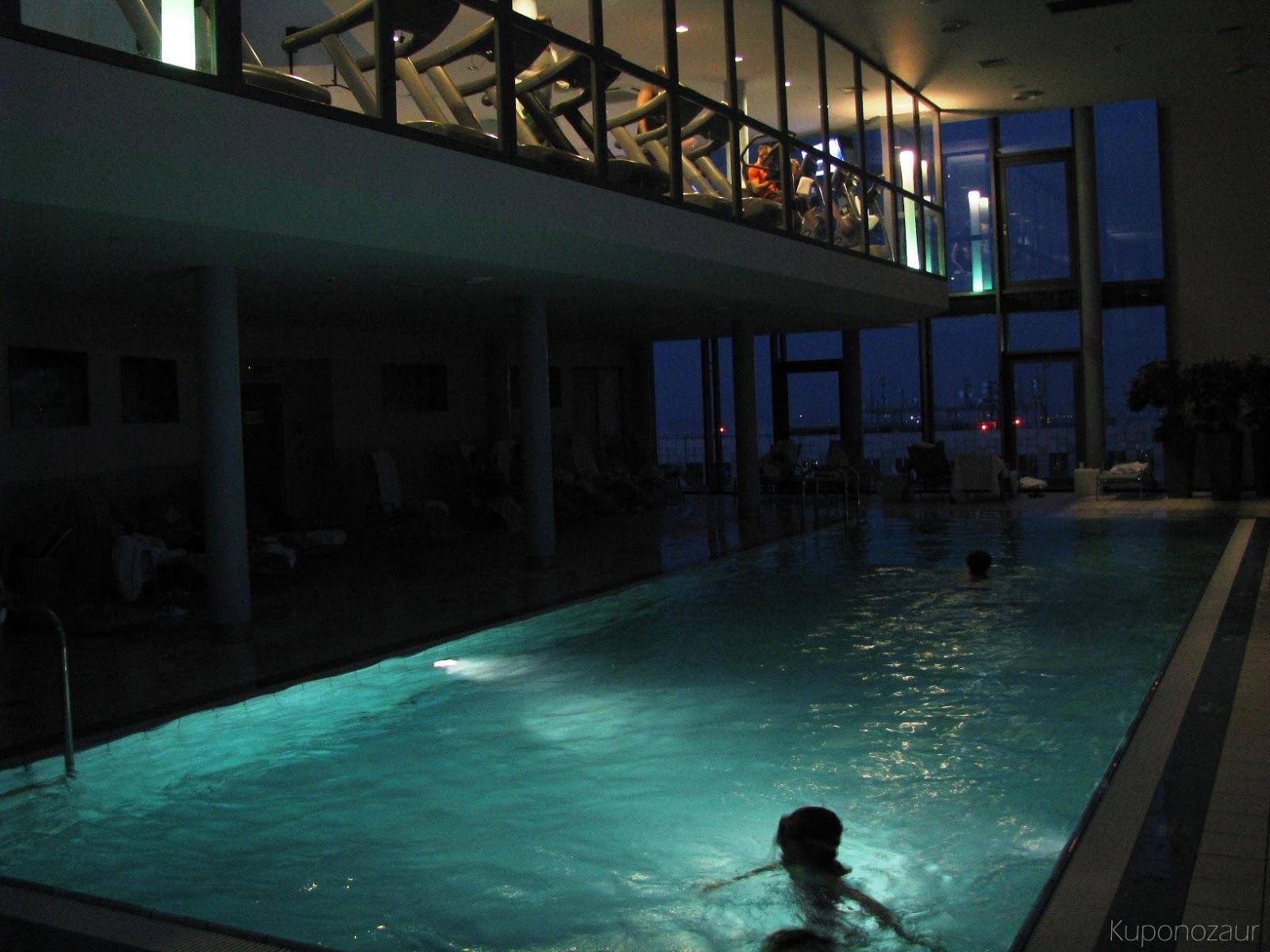 InterContinental Warszawa najwyżej położony basen w Europie