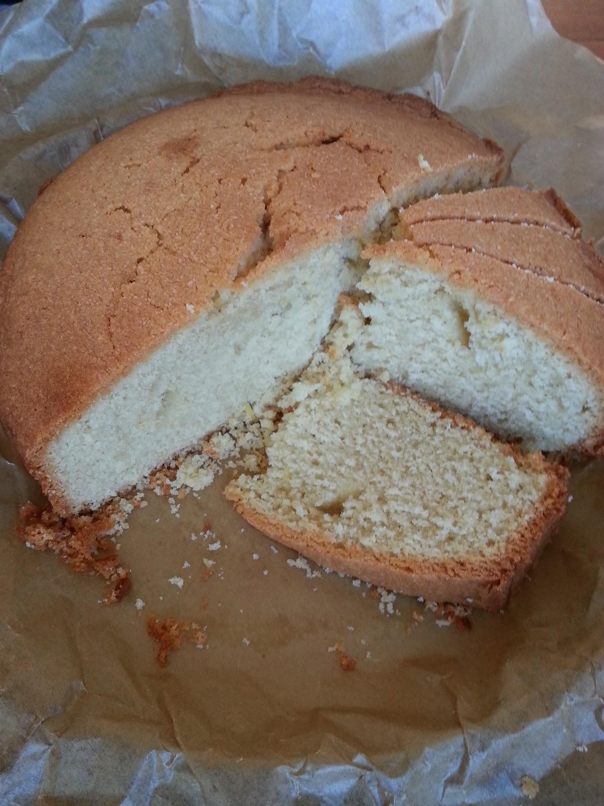 Madeira Cake Recipe Mary Berry