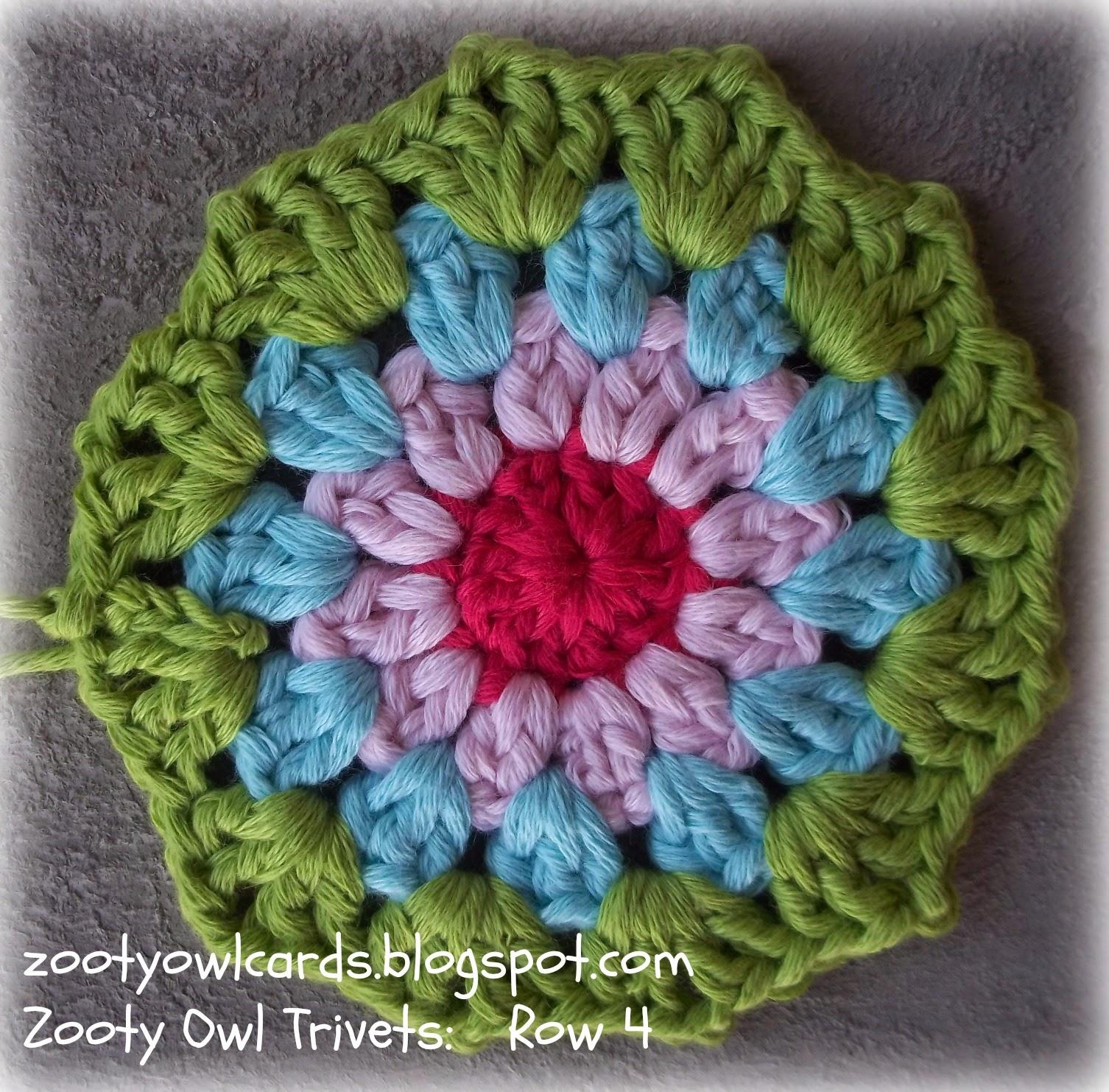 crochet trivets