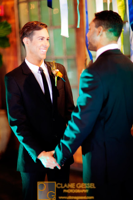 seattle gay wedding photographer friendly