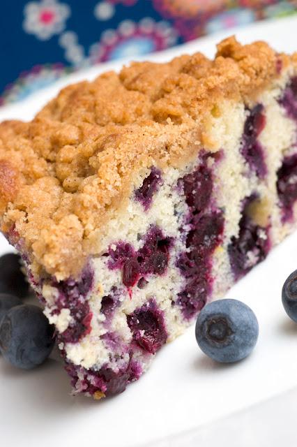 Sugar & Spice by Celeste: A Fabulous Blueberry Buckle