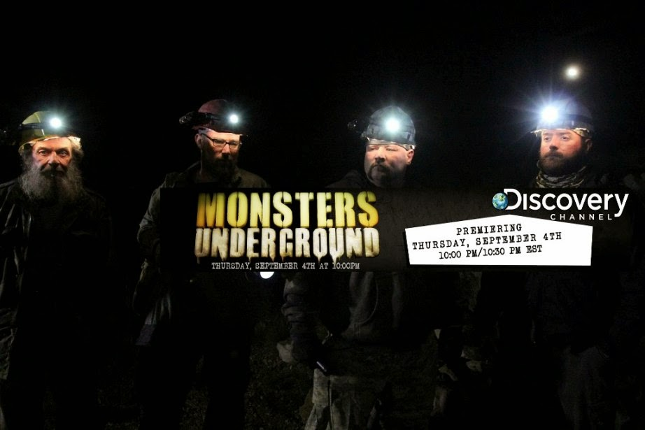 Monsters Underground Discovery Channel