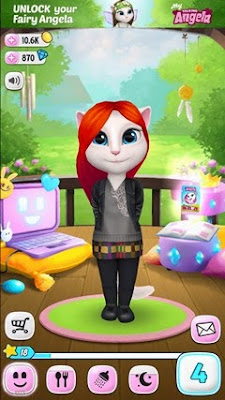 Outfit7 releases My Talking Angela for Windows 8.1 PCs and tablets