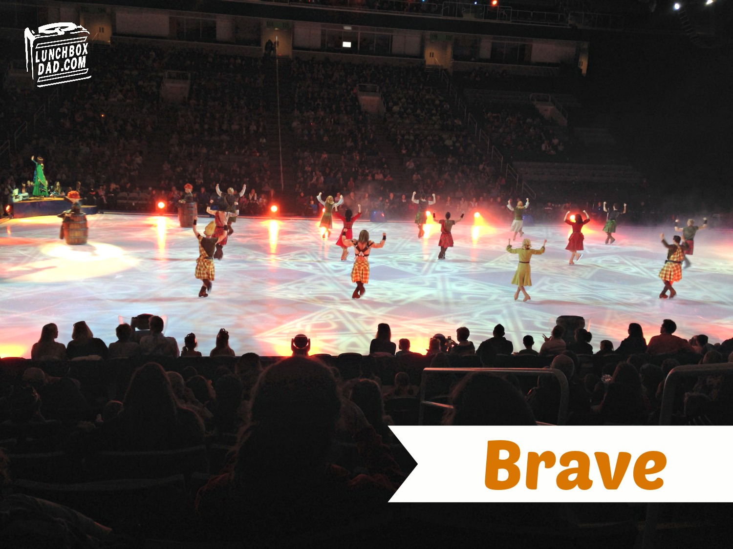 Disney On Ice Brave Review