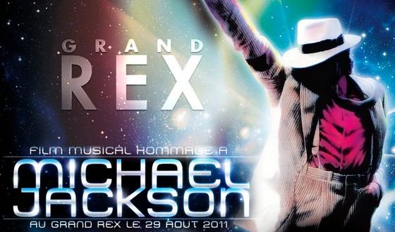 Michael Jackson : soirée hommage au Grand Rex