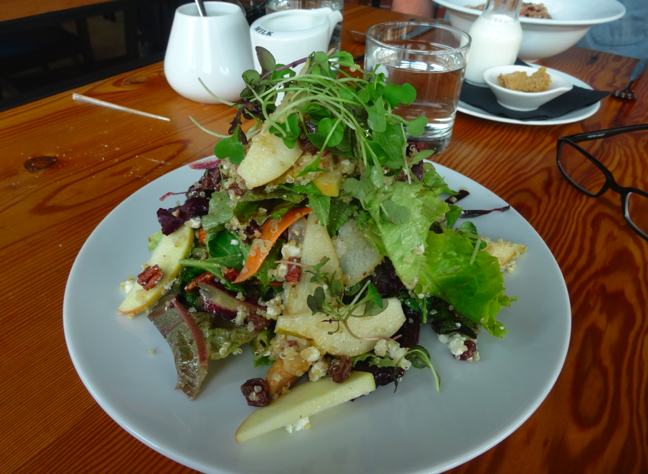 Cafe Belong, Restaurant Toronto, Evergreen Brickworks, Toronto, Fab Food