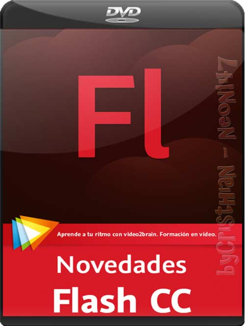 Novedades Flash CC (VIDEO2BRAIN) (2013) - Lo nuevo de Adobe Creative Cloud