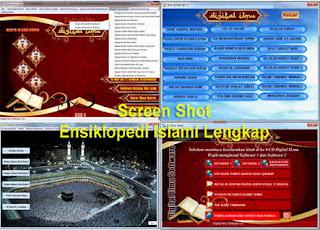 Software Ensiklopedi Islam Digital Lengkap