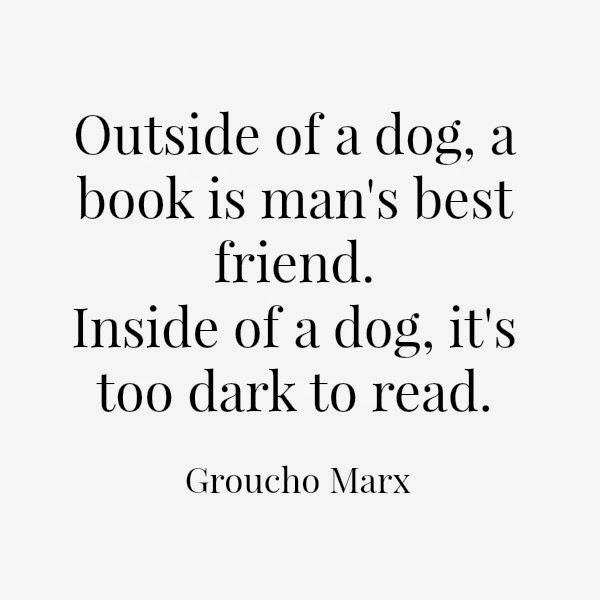 Groucho Marx // Man's Best Friend