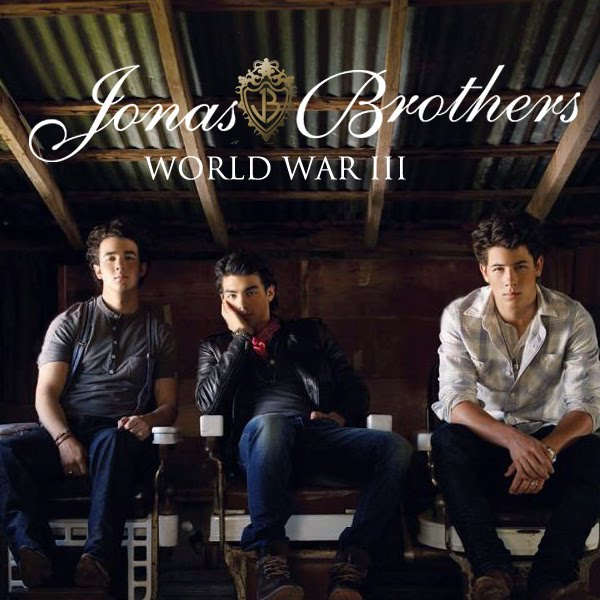 All American Rejects Album Cover When The World. Jonas Brothers - World War III