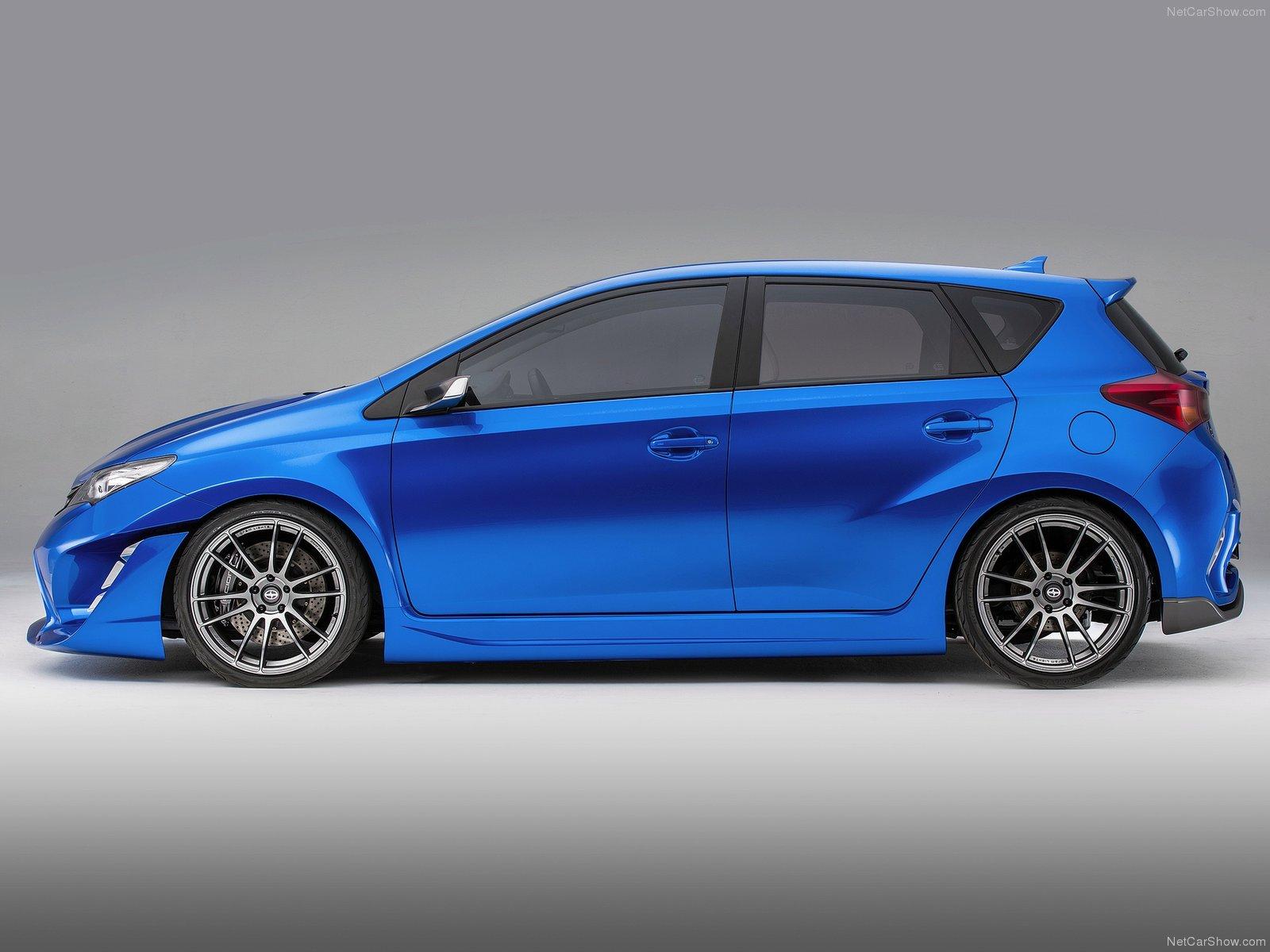 Hình ảnh xe ô tô Scion iM Concept 2014 & nội ngoại thất