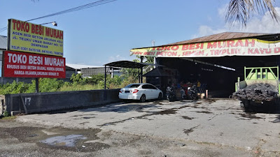 Agen Besi Beton Denpasar Bali