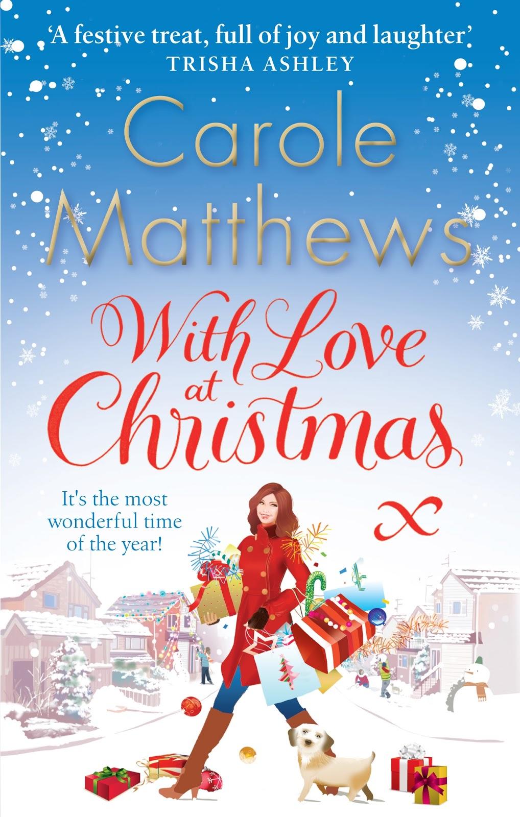 Carole Matthews Christmas Cakes And Mistole Nights