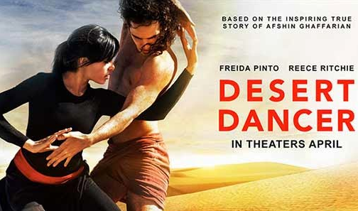 "Latest Movie Synopsis Hollywood ""Desert Dancer"" (2015) Movies"