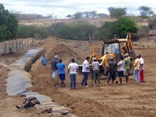 Curimataú terá barragens e poços para amenizar seca