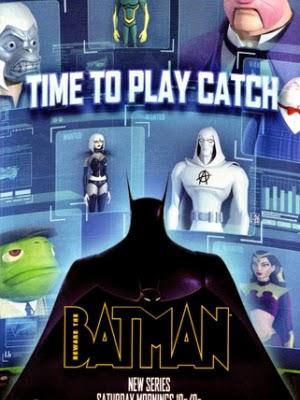 Hãy Coi Chừng Người Rơi Phần1 Trọn Bộ Vietsub - Beware The Batman Season 1(2013) Vietsub