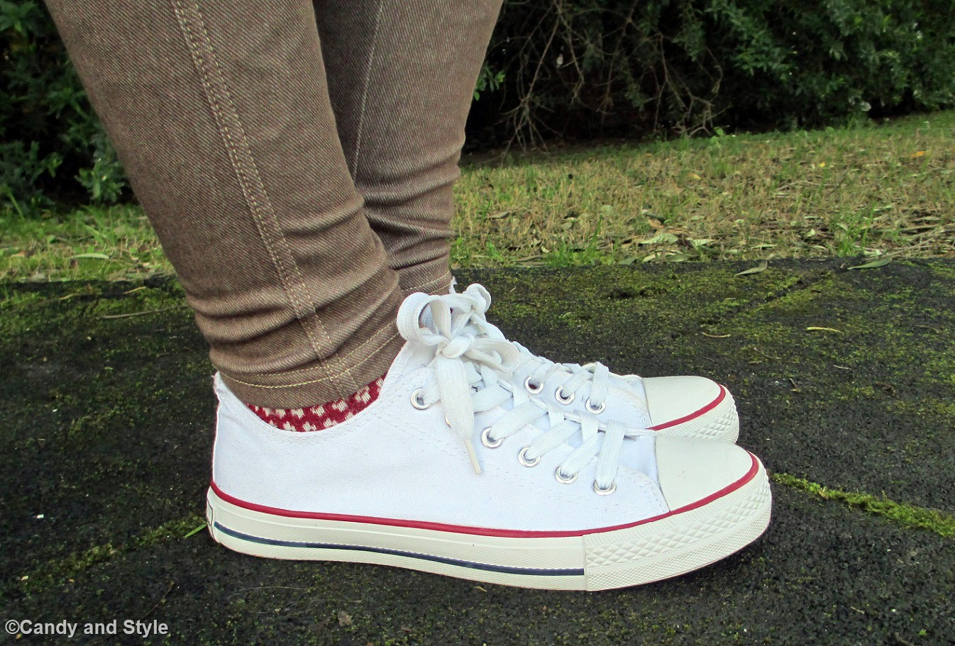 Sneakers - Details