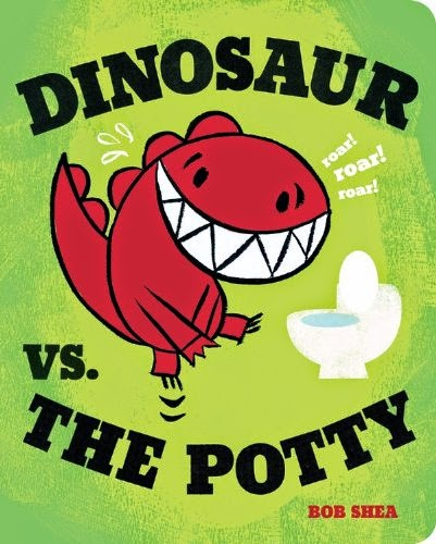 Children's book review list about dinosaurs