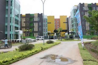 sewa apartemen tangerang urbana university village