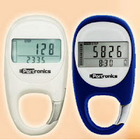 Buy Portronics Health Key III 3D Digital Pedometer at Rs. 484 : buytoearn