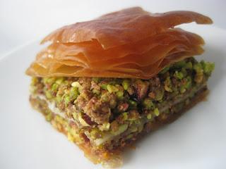 recepta baklava