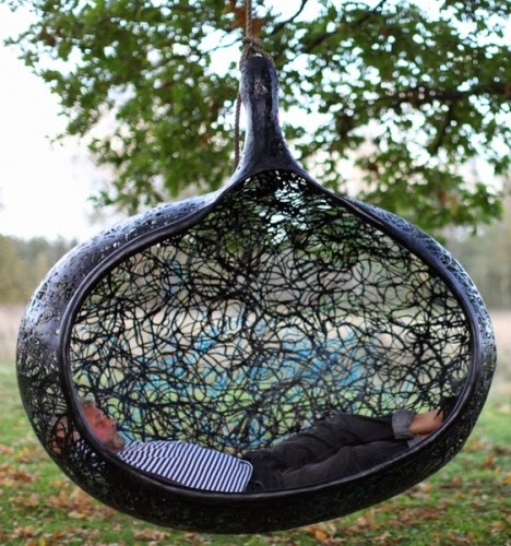 Dacon Design/blog / Manu Nest King Hanging Chair