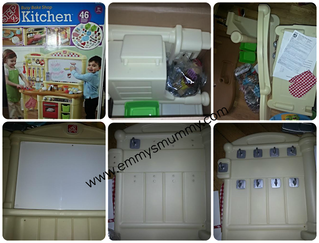 Busy Bake Kitchen, Activity Toys Direct, Ambassador, www.emmysmummy.com, review