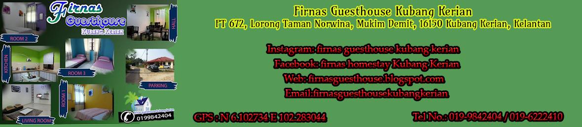 FirNas Homestay -  Kelantan, Kota Bharu,Kubang Kerian