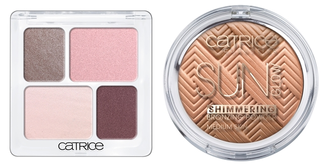 Catrice It Pieces Limited Edition - Eye Quattro and Shimmer Powder