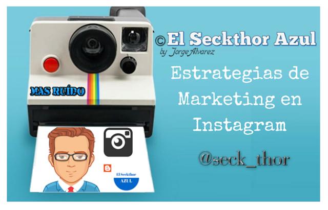 Marketing en Instagram, por Jorge Álvarez