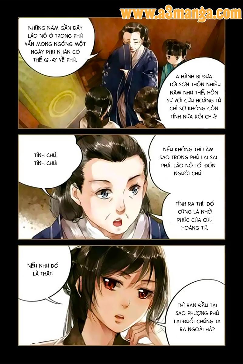 Thần Y Đích Nữ Chap 6
