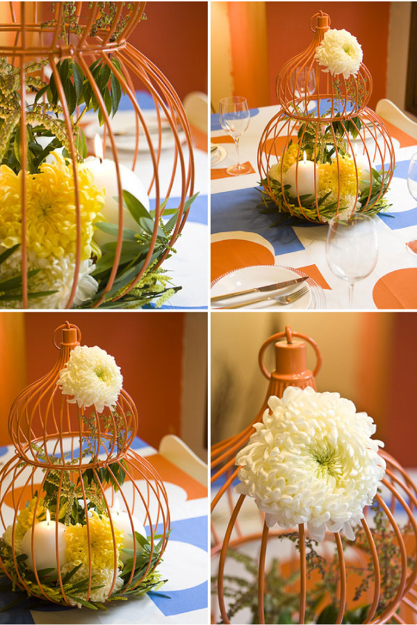 Beautiful Modern Wedding Decor Flowers