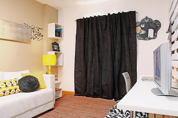 decorar quarto kitnet : decorar quarto kitnet:Texto Pauline Meiwald