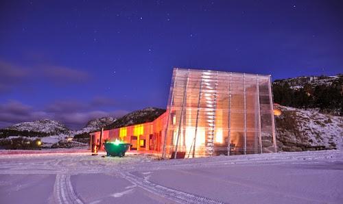 Small Hotels: Stokkoya Sjosenter in Norway