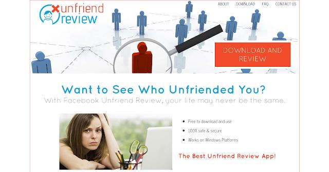 Unfriend Review