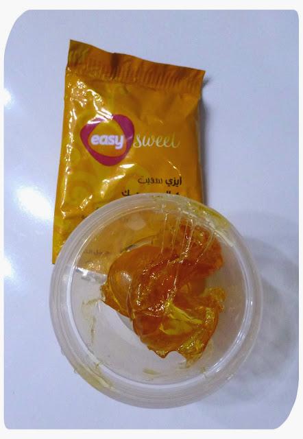 Cukrowa pasta do depilacji Easy Sweet