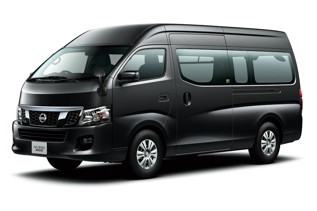UPDATED: Nissan Philippines to Launch NV350 Urvan in June ...