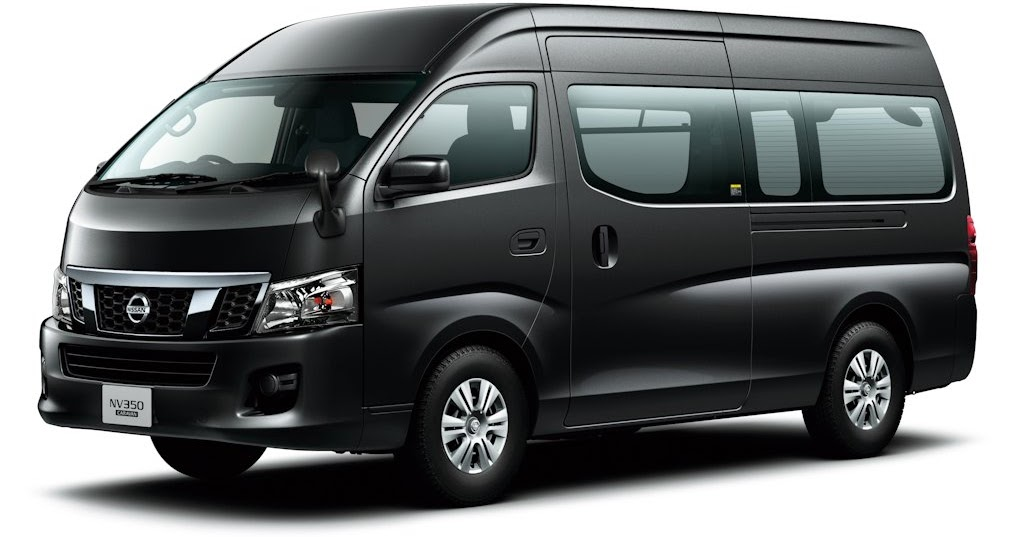 UPDATED: Nissan Philippines to Launch NV350 Urvan in June | CarGuide ...