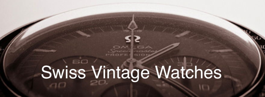 Swiss Vintage Watches