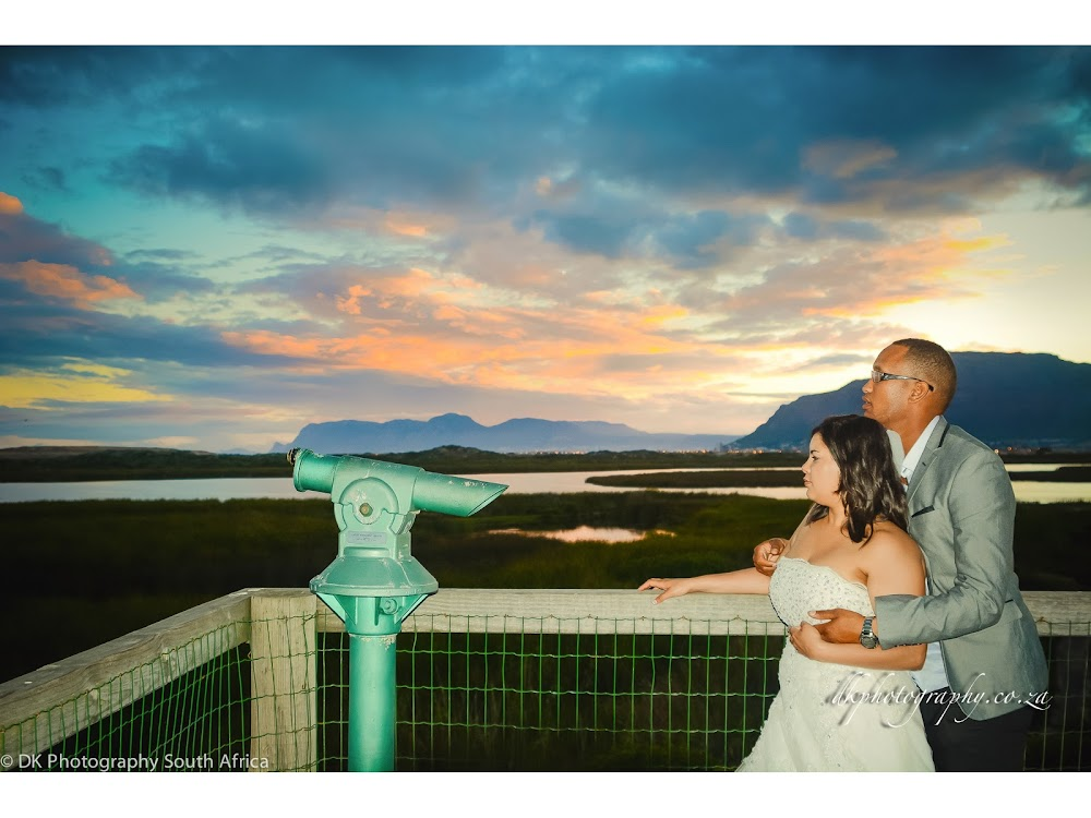 DK Photography last+blog-79 Charlene & Joshua's Wedding in Rondevlei Nature Reserve  Cape Town Wedding photographer