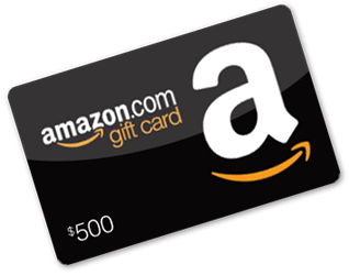 With Amazon gift card, you can buy anything from Amazon. As Amazon is the world's largest eCommerce marketplace, you can buy each & everything you need.