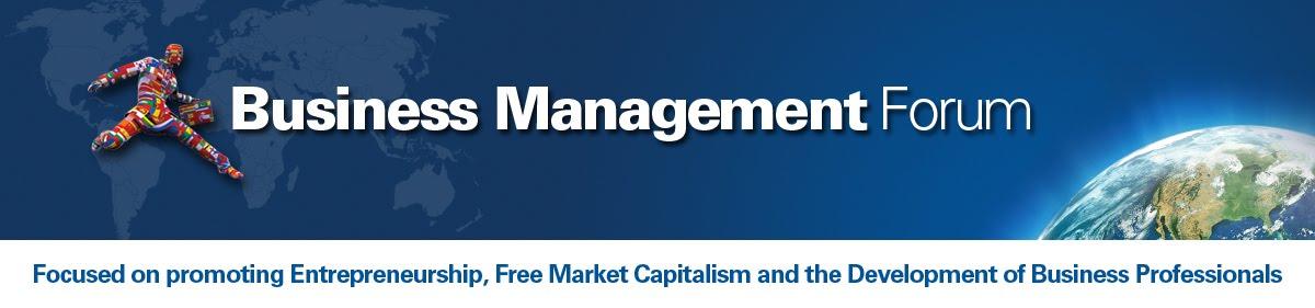 Business Management Forum