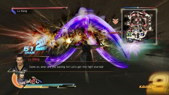 Dynasty Warriors 8: Xtreme Legends - Definitive Edition ...