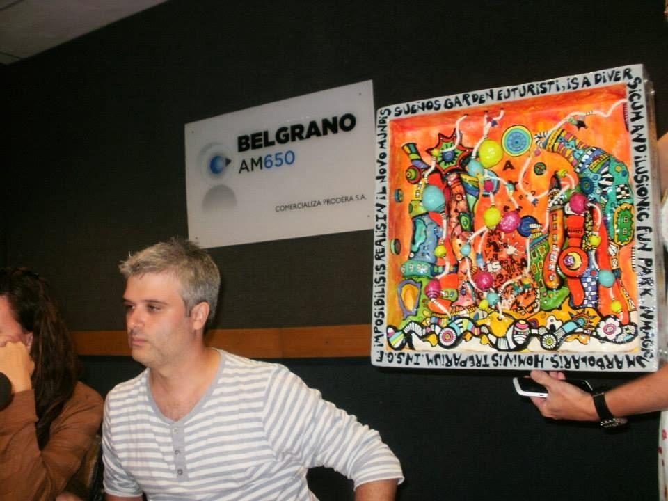 """Programa """"Fresco en el aire"""" Radio Belgrano AM650"""