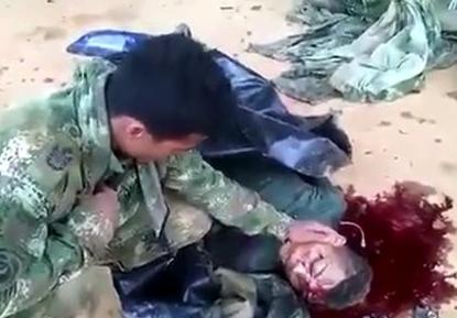 Emboscada al Ejercito Colombiano