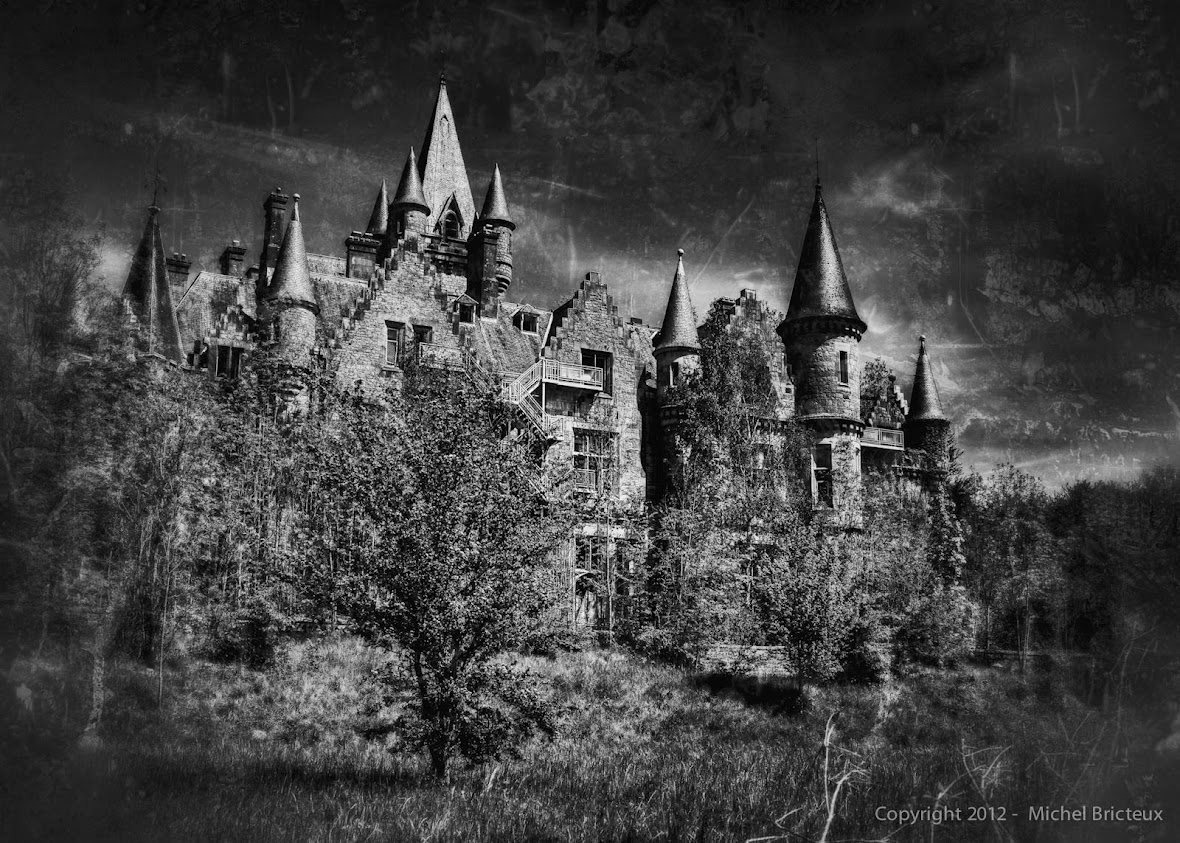 Decaying Grace . the Abandoned Miranda Castle
