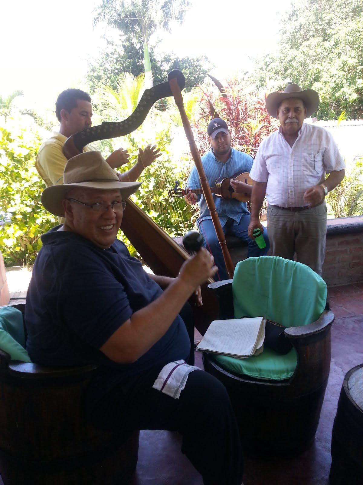 Con Valmore Dávila en Barquisimeto