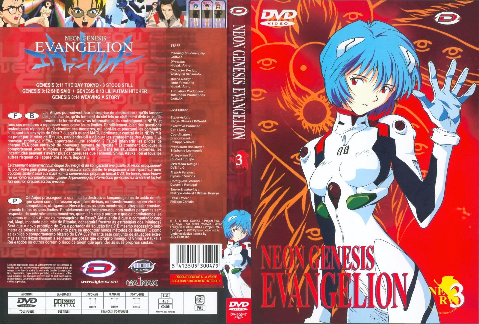 Evangelion You Are (Not) Alone Evangelion_vol_3